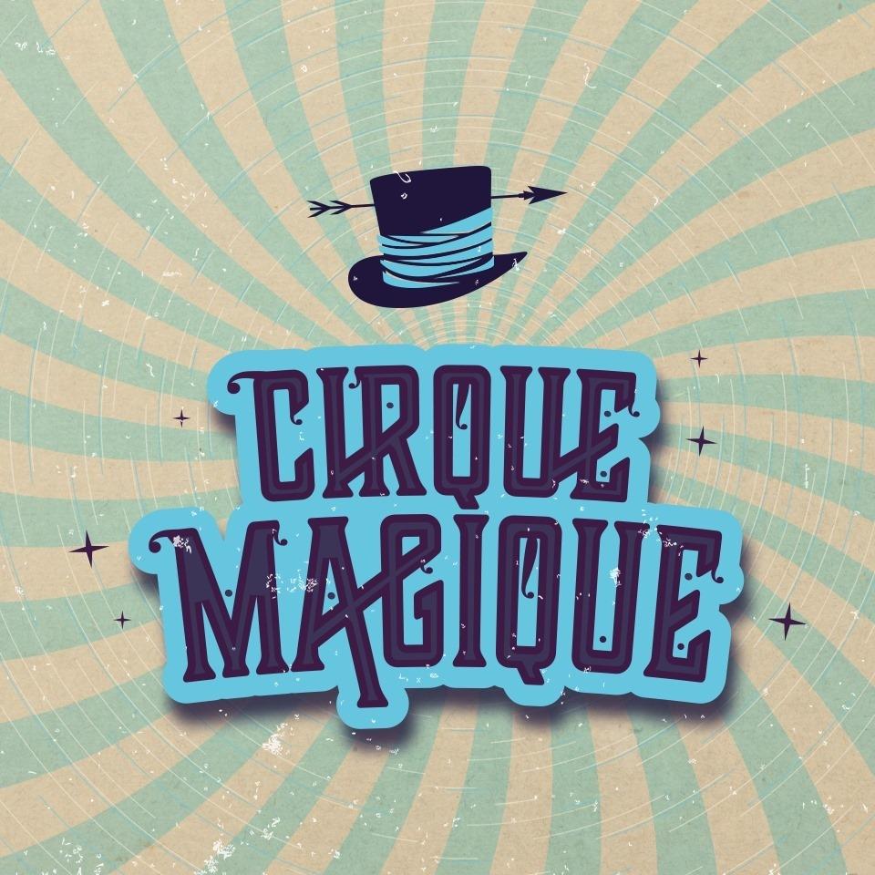 Logo Cirque Magique